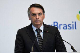 """Bolsonaro dice que Argentina """"eligió mal"""" y no felicitará a Fernández tras su victoria"""