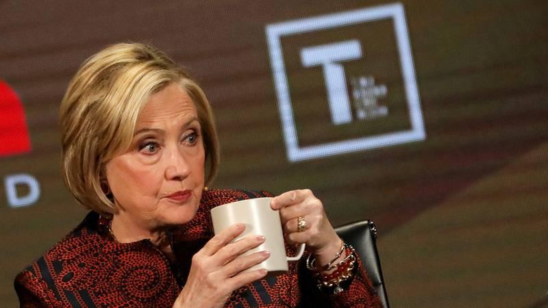"""Hillary Clinton: """"Dios me puso en la Tierra para ser presidenta de EE.UU."""""""