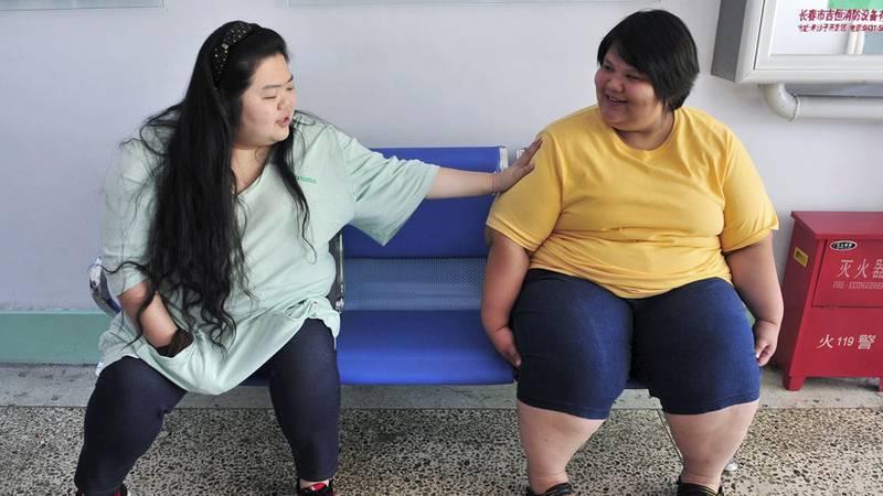 Las tasas de obesidad en China se han triplicado en los últimos 10 años