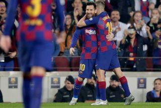 El Barcelona le pasa por encima al Valladolid (5-1) con doblete de Messi incluido