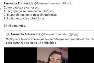"""Farmacéutico destroza a una 'influencer' tras hacer público lo que toma para la gripe: """"15 segundos y cuatro errores"""""""