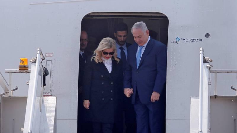 El nuevo avión presidencial de Israel sufre una avería antes de su vuelo de prueba