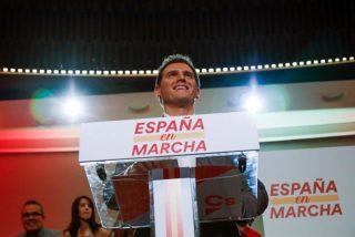 Albert Rivera dimite como líder de Ciudadanos tras el descalabro electoral