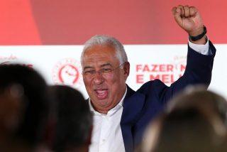 El socialista Costa gana en Portugal sin mayoría absoluta y la extrema derecha entra en el Parlamento