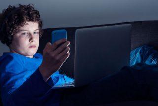 El uso de Internet puede dañar la salud de los adolescentes