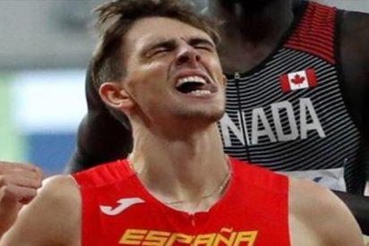 Adri Ben, ya es el sexto del mundo en los 800m con sólo 21 años