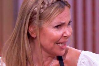 El rápido viaje de ida y vuelta de Ana Obregón a 'MasterChef Celebrity':  Expulsada por segunda y definitiva vez