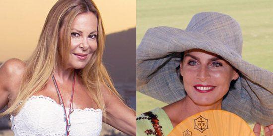 Amenaza de 'tormenta' la próxima semana en 'MasterChef Celebrity' con la visita de Antonia Dell'Atte tras la repesca de Ana Obregón
