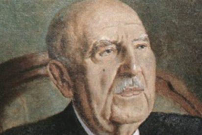 """Miguel Cancio: """"Antón Fraguas en el Pazo COmpostelano San Roque: Los grandes catedráticos de instituto"""""""