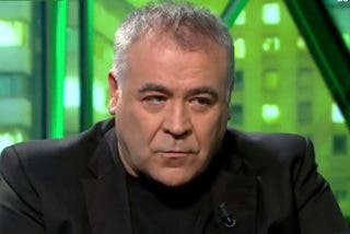 """Ortega Smith (VOX) manda un mensaje """"sin acritud"""" a Ferreras (LaSexta): """"Que se le atragante el micrófono y se quede mudo"""""""