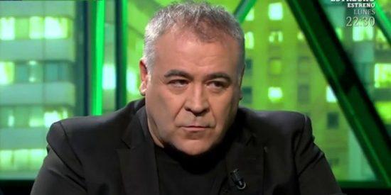 """Ortega Smith (VOX) manda un mensaje 'sin acritud' a Ferreras (LaSexta): """"Que se le atragante el micrófono y se quede mudo"""""""