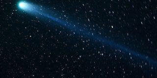Así capta el Hubble la mejor imagen del primer cometa interestelar confirmado