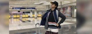 Así es el ingenioso truco de esta mujer para no pagar por exceso de equipaje que se ha hecho viral