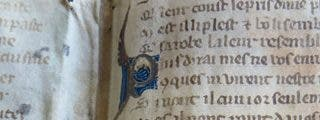 Así es el llamado 'Cincuenta sombras' medieval: Descubren fragmentos sexuales de este antiguo poema francés que habían sido censurados