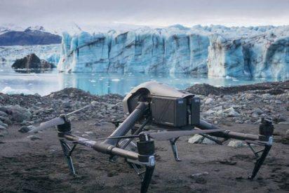 Mira las Imágenes aéreas hechas con una diferencia de 40 años que muestran el dramático derretimiento de los glaciares de Islandia
