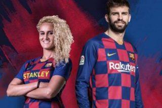 Así es la cuarta camiseta del FC Barcelona, cómo no, con guiño a Cataluña