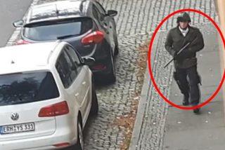 Así ha sido el primer atentado radical antisemita con muertos en Alemania desde 1945