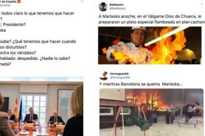 Así son los mejores memes de la pillada de Marlaska en 'Válgame Dios': «Ministro, invítame a un mojito»
