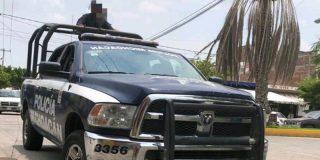 Así son los narcobloqueos de carreteras en el estado mexicano de Michoacán que está realizando el Cártel Jalisco Nueva Generación