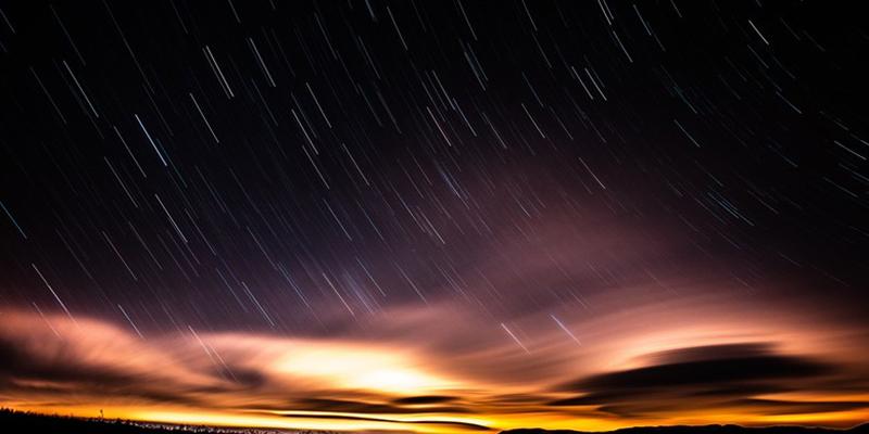 Así será la inminente lluvia de estrellas Dracónidas; todo un espectáculo astronómico