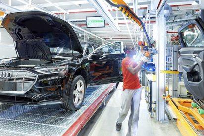 Así serán los futuros coches eléctricos de Audi
