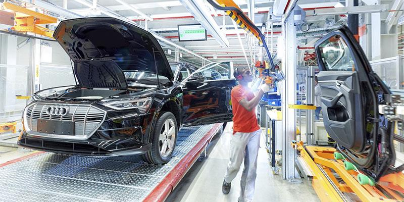 Audi despedirá al 10% de sus empleados para financiar la nueva división de coches eléctricos