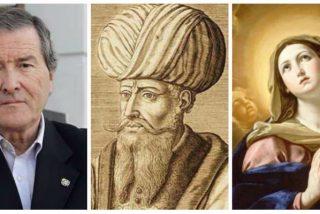 """El afamado J.J. Benítez monta un incendio bíblico: """"Mahoma no estaba bien de la cabeza y la virginidad de María fue una tergiversación"""""""
