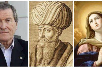 """El J.J. Benítez monta un incendio bíblico: """"Mahoma no estaba bien de la cabeza y la virginidad de María fue una tergiversación"""""""