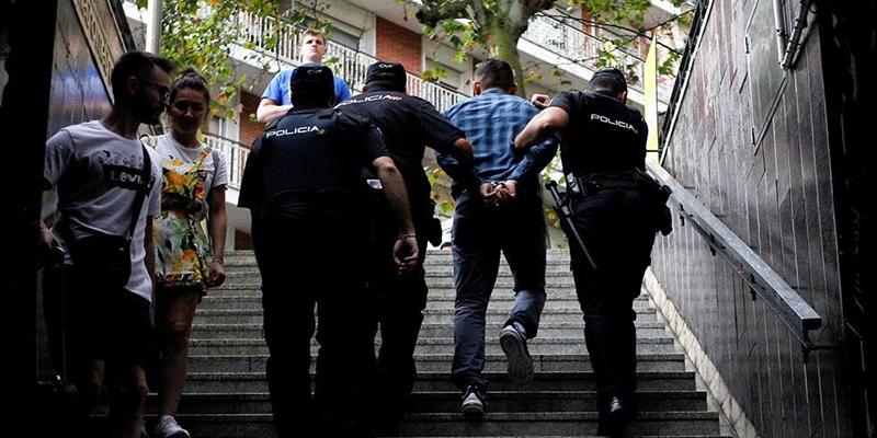 'Barcelona Ciudad sin Ley': Uno de cada tres barceloneses sufrió un delito en el 2018