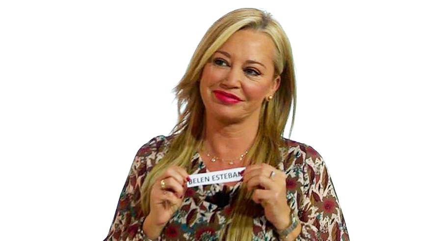 Belén Esteban se estrena como presentadora de 'Sálvame Limón' después de 20 años en televisión