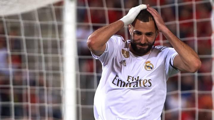 Alarma en el Real Madrid: Benzema, positivo por coronavirus