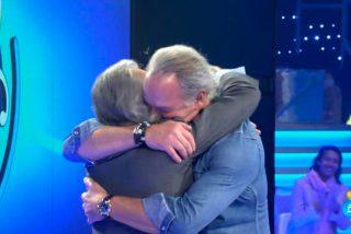 El emotivo reencuentro de Bertín Osborne con su 'hermano de corazón' Capullo de Jerez, después de 30 años