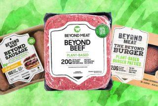 Bolsa: La carne vegana se 'achicharra' y Beyond Meat cae un 50% desde máximos