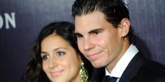 """El sorprendente secreto de la inquebrantable relación de Rafa Nadal y Mery: """"Viajar juntos a todos lados no sería bueno"""""""
