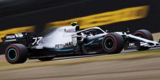 Bottas se lleva el GP de Japón y Mercedes conquista su 6º Mundial de constructores