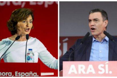 La clarificadora imagen que aniquila por completo la impostada españolidad de Pedro Sánchez