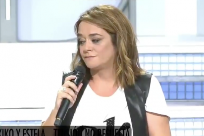 La falsa muerte de María Teresa Campos provoca una hecatombe con Toñi Moreno desmoronada en directo