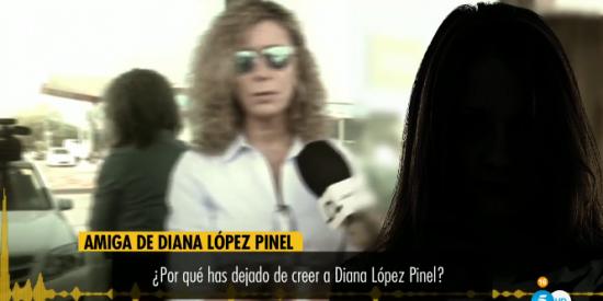 Un audio hunde a la madre de Diana: preparaba otra denuncia falsa por agresión contra Juan Carlos Quer