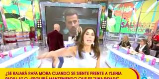 Miren cómo ha censurado Mediaset el vídeo para ocultar la agresión en 'Sálvame' que dejó KO a Paz Padilla