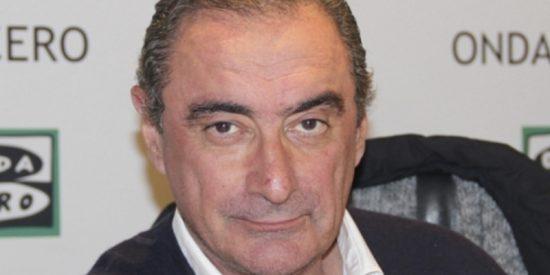 """Carlos Herrera lo tiene clarísimo: """"El Barça es un club al servicio de delincuentes"""""""