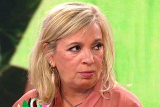 """Carmen Borrego se siente humillada al creer que la van a nombrar """"mueble"""" de 'Viva la vida'"""