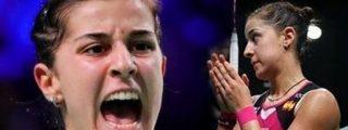 Carolina Marín gana ante An Se Young en unos cuartos de infarto y llega a semifinales