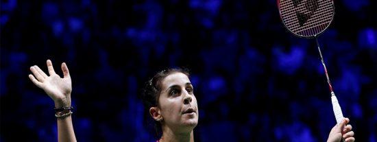 Carolina Marín vence a la número uno del mundo y jugará la final del Abierto de Francia