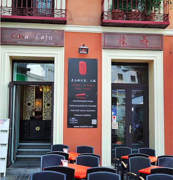 Casa Lafu, 'El auténtico sabor picante chino de Gran Vía'