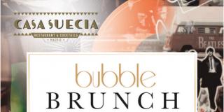 Vuelven los 'Bubble Brunch': El brunch de los domingos en Casa Suecia