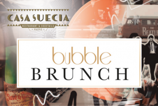 Vuelven los 'Bubble Brunch':  El brunch de los domingos en Casa Suecia