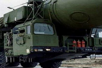 ¡A ver quién lo tiene más grande!: China presume de su temible misil balístico Dong Feng 41 que podría alcanzar cualquier parte de EE.UU.
