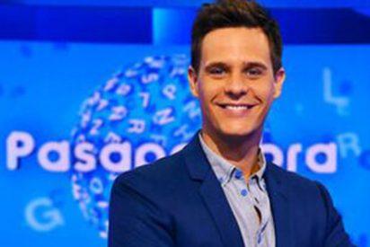 Twitter: Christian Gálvez resume en '12 palabras' lo que siente tras fumigar Vasile 'Pasapalabra' de la parrilla de Telecinco