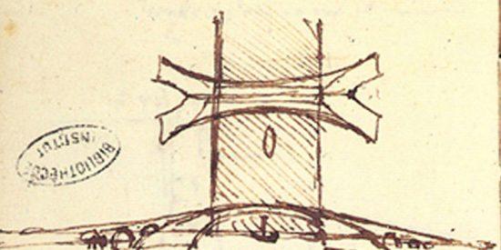 Científicos ponen a prueba este puente diseñado por Da Vinci hace 500 años y confirman que es una maravilla de la ingeniería