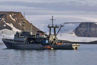 Cinco nuevas islas desconocidas salen a flote tras el derretimiento del Ártico